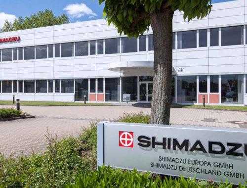 Kantoren Shimadzu Duisburg