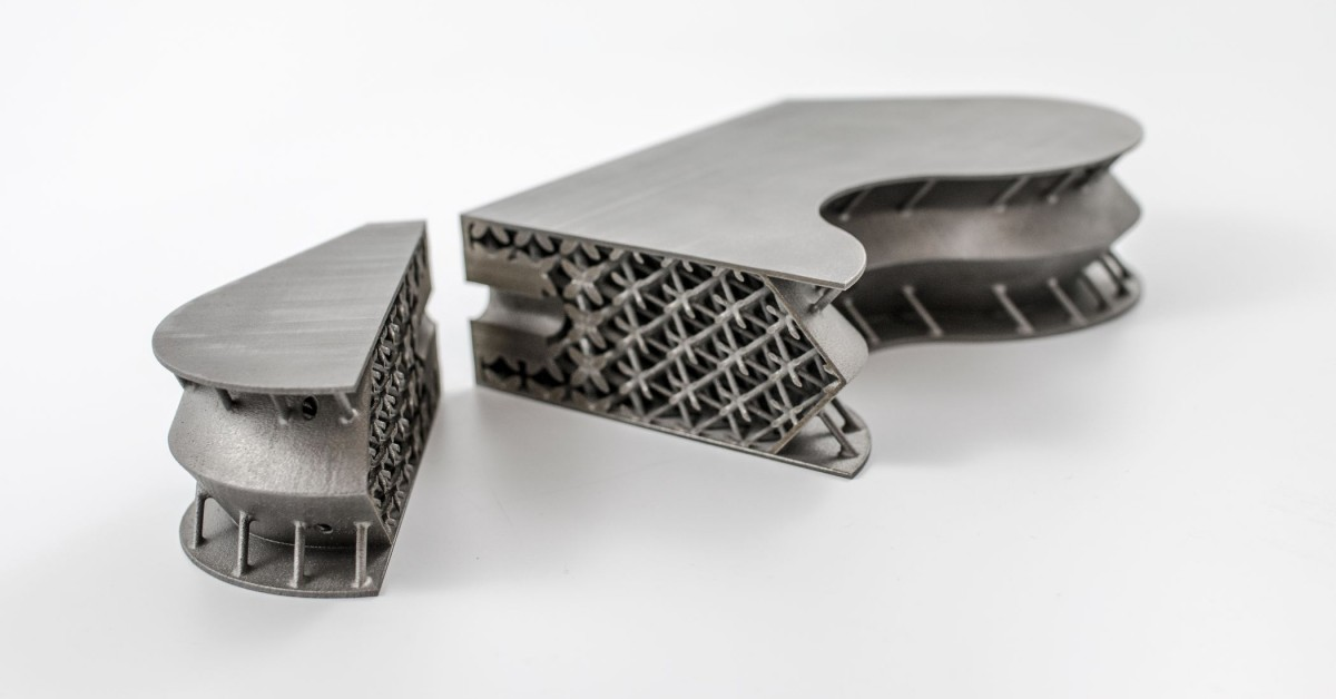 Materialise 3D inserts