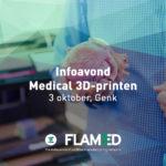 Infoavond medical 3D-printen
