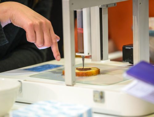 Foodprinting