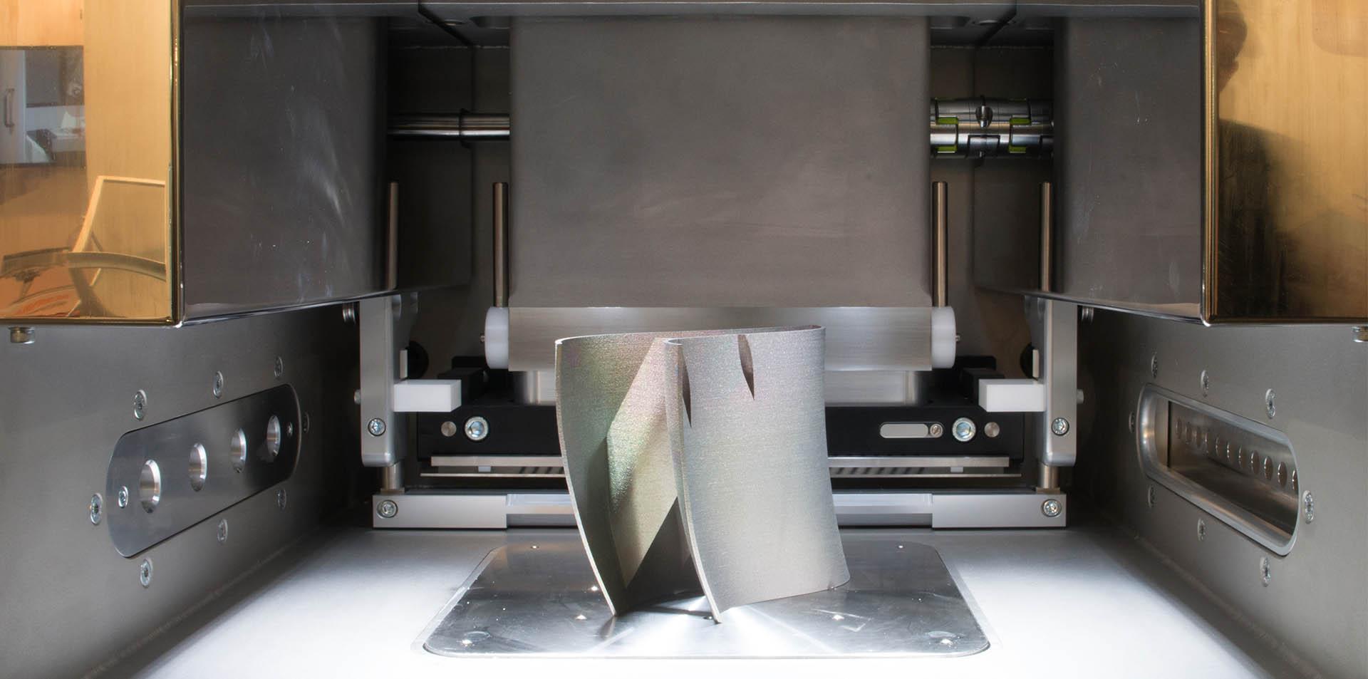 Metaalprinten SLM-proces