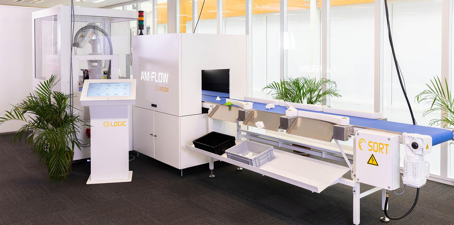 AM-Flow productielijn