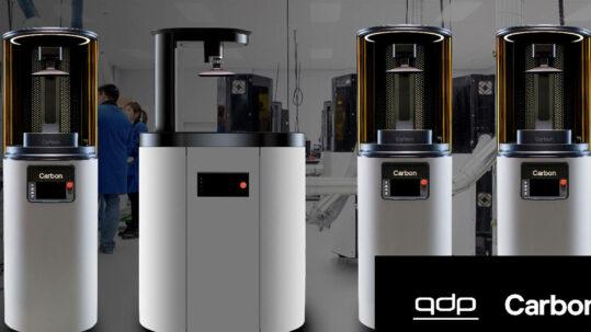 QDP_carbon 3D-printer