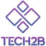 Tech2B logo