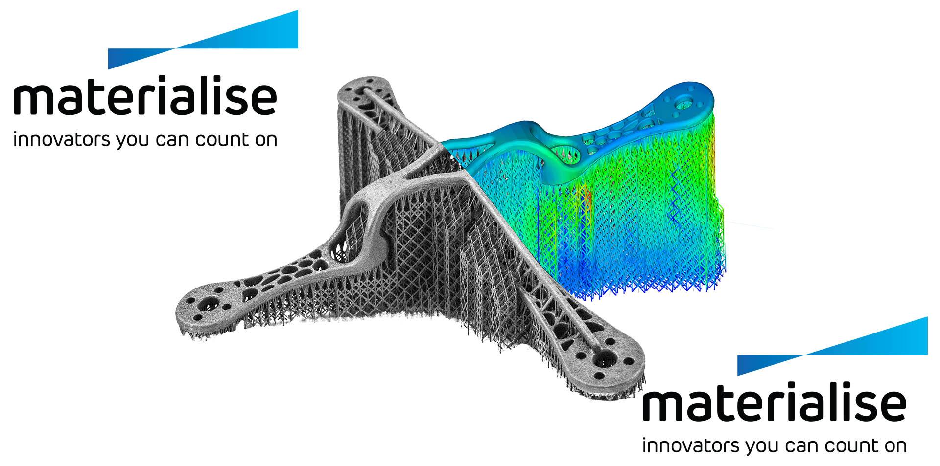 Materialise 3DDW sponsor